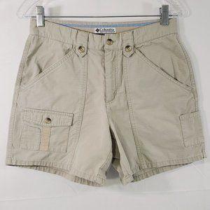 Columbia Sportswear Outdoors Camping Cargo Shorts
